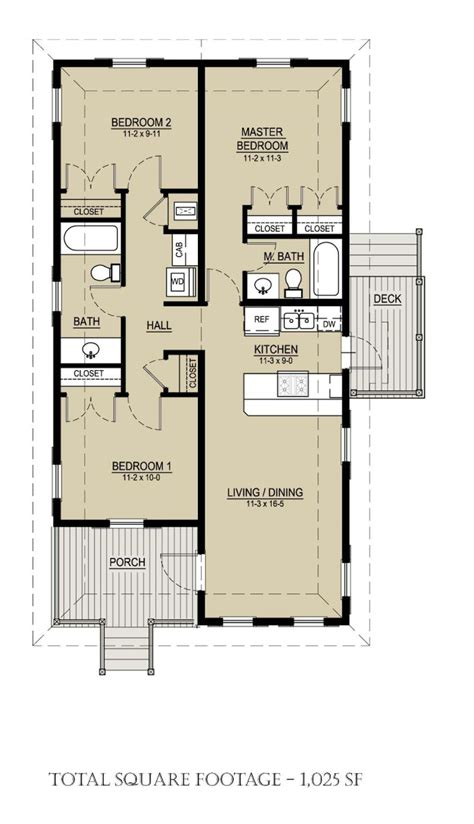 3 floor plans 3 house design for small narrow lot studio
