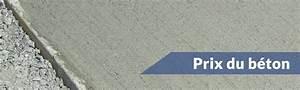 Prix Du Beton En Toupie : prix du b ton b ton sur mesure ~ Premium-room.com Idées de Décoration