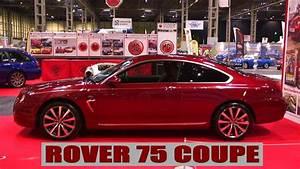 Rover 75 Endschalldämpfer : rover 75 coupe youtube ~ Kayakingforconservation.com Haus und Dekorationen