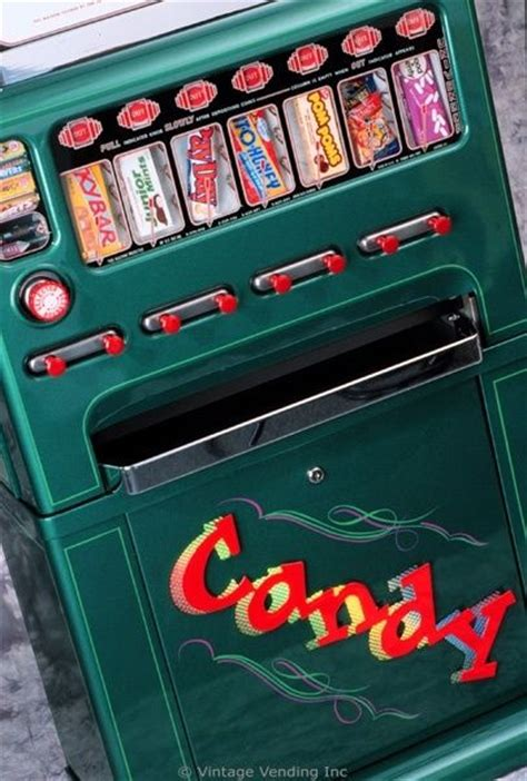 pinterest candy machines   candy vending machines