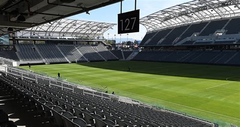Lafc's Banc Of California Stadium Is Officially Open For