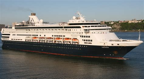 ms veendam itinerary schedule current position