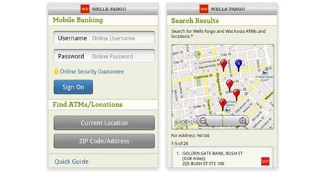 fargo app for android fargo android app brings mobile banking to your phone