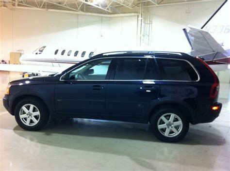 Sell Used 2006 Volvo Xc90 Suv Midnight Blue  Awd, 7 Seat