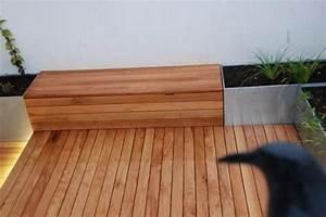 Erhöhte Terrasse Bauen : bildergalerie holzterrasse holz pur terrassendielen holzterrasse terrassenholz garten ~ Orissabook.com Haus und Dekorationen