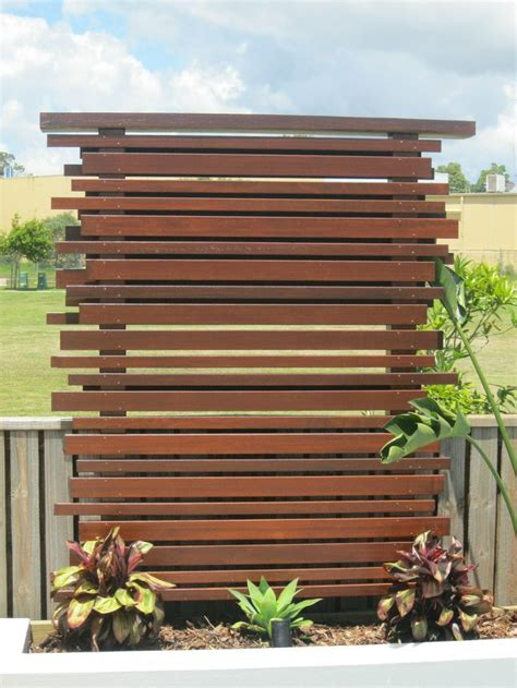Outdoor Trellis Panels by Outdoor Privacy Screen Panels Wooden Privacy Screen