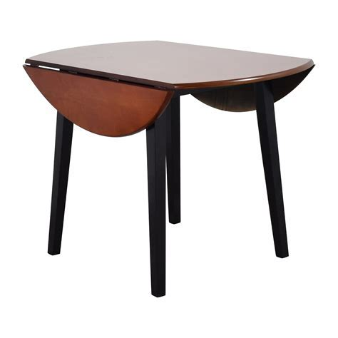 90% OFF   Bob's Furniture Bob's Furniture Brown Wood Round