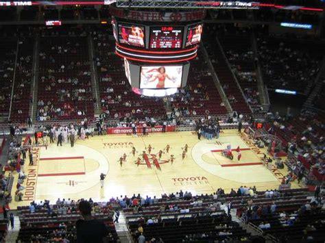 Toyota Center Box Office by Houston Rockets Seats Rocketsseatingchart