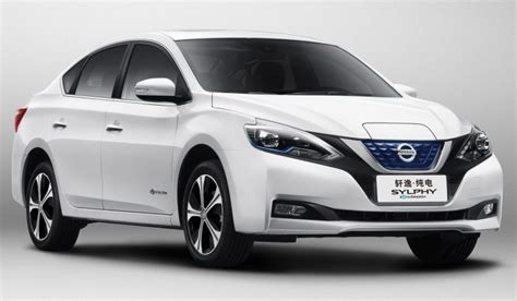 introducing  nissan sylphy  emission nissans