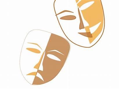 Masks Drama Theater Theatre Clipart Mask Clip