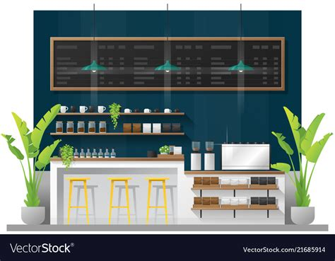 So, why are coffee shop owners innovative in regards of their coffee beans, equipment, milk but the actual décor is just a copycat?! Pin by Jessica Crandall on Bistros | Modern coffee shop, Coffee shop counter, Shop counter design