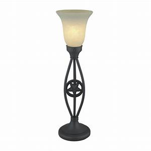 shop portfolio quoth texas star uplight table lamp at With uplight floor lamp lowes