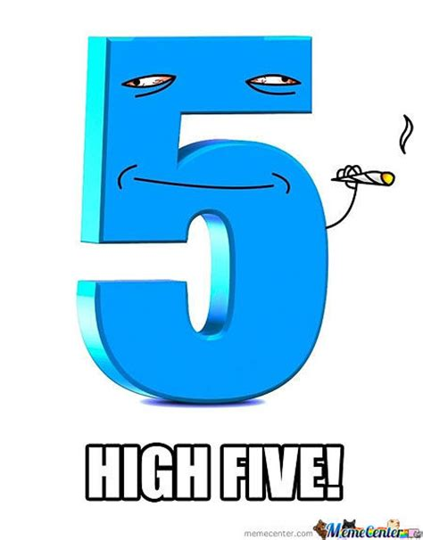 Meme High Five - high five by amino meme center