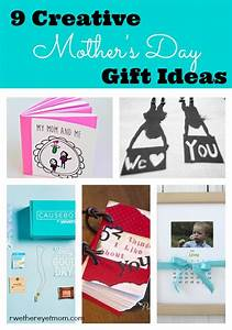 Creative Mothers Day Ideas - Easy Craft Ideas