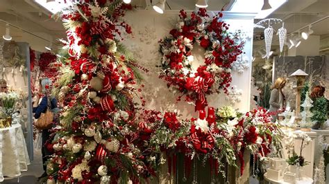 rebecca robeson inspired christmas tree decorating ideas