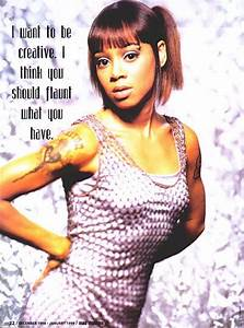 Lisa Lopes | ~n... Famous Left Eye Quotes