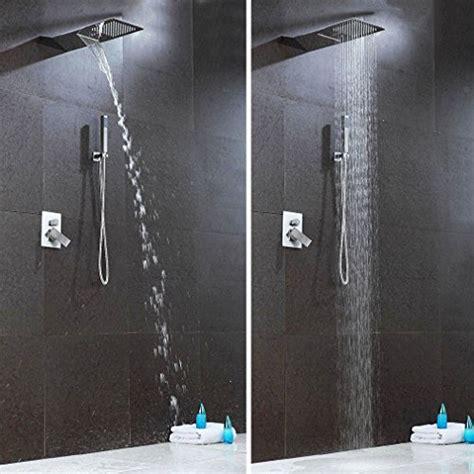 bonade duschsystem unterputz duschpaneel regendusche aus