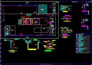 Autocad 2017 For The Interior Designer Electric Installations Of Packaging Plant Dwg Block For