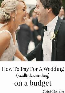 how to pay for or attend a wedding on a budget With how much to pay for a wedding photographer