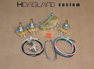 Hoagland Custom  U0026quot Stevie Ray Vaughan U0026quot  Style