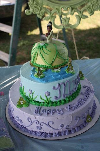 princess   frog birthday party ideas