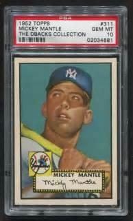 Rare Baseball Card Collection