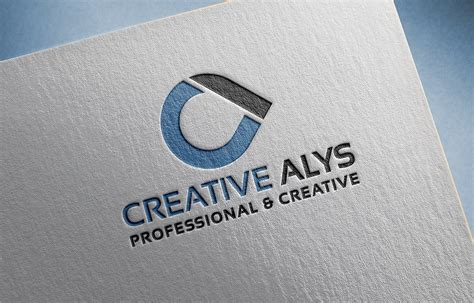 One fully layered psd file with. Paper Pressed Logo Mockup PSD | Free Mockup