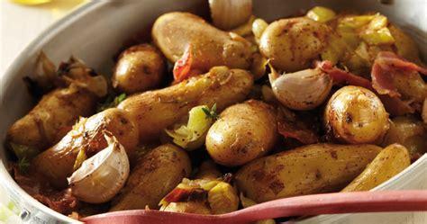 cuisiner la ratte du touquet recette ratte du touquet