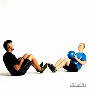 Medicine Ball Exercises - How to do exercises - Workout ...