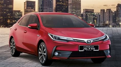 Toyota Corolla Altis Picture by 2017 Toyota Corolla Altis More And Luxurious