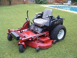 used toro zero turn mowers ebay