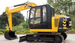 jcb excavator price list  india key specs images