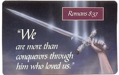 Sermons from the Barr: More Than Conquerors (Rom. 8:31-39)
