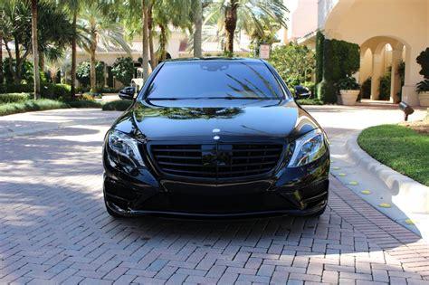 2016 Mercedes-Benz W222 S550 All Black | BENZTUNING