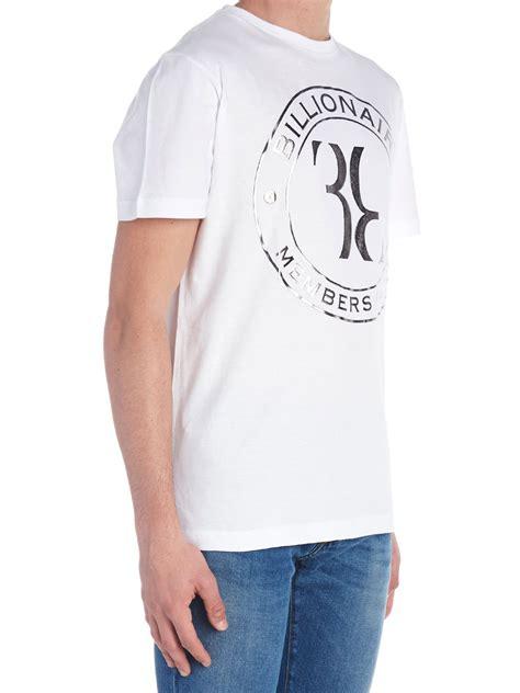 Tshirt Billionare Bdc billionaire billionaire t shirt white 10787527 italist