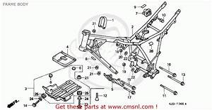 100cc Honda Dirt Bike 1977 Wiring Diagram
