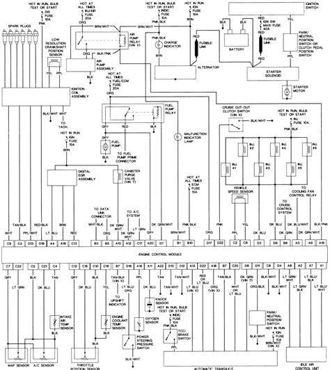 91 Lumina Wiring Diagram by Repair Guides Wiring Diagrams Wiring Diagrams