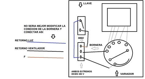 diagrama de conexion de un ventilador de techo con luz solucionado como colocar un ventilador