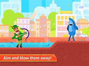 Bowmasters top multiplayer bowman game on the app store for Bowmaster iphone app review