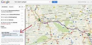 Maps Google Route Berechnen : route aus google maps exportieren ~ Themetempest.com Abrechnung