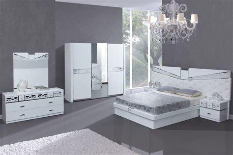 idee deco chambre a coucher chambre a coucher moderne noir et blanc