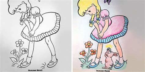 adults  coloring books part