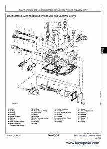 John Deere 9400 9500 9600 Combines Technical Manual Pdf
