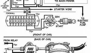 wiring an electric fuel pump hot rod car and truck tech With electric pump wiring