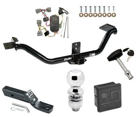 Trailer Hitch Kit For Honda Ridgeline Wiring