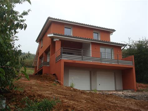 renover porte de placard cuisine maison sur un terrain à forte pente classique façade lyon par l 39 architecture de votre