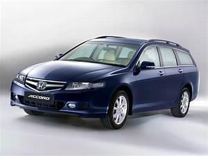 Honda Accord 2008 : honda accord tourer 2005 2006 2007 2008 autoevolution ~ Melissatoandfro.com Idées de Décoration