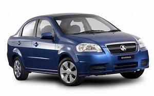 Holden Barina Tk 1 6l 2005