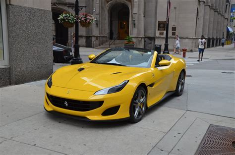 Discover the 2021 ferrari portofino: 2019 Ferrari Portofino Stock # R667A for sale near Chicago ...