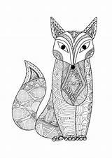 Lobos sketch template